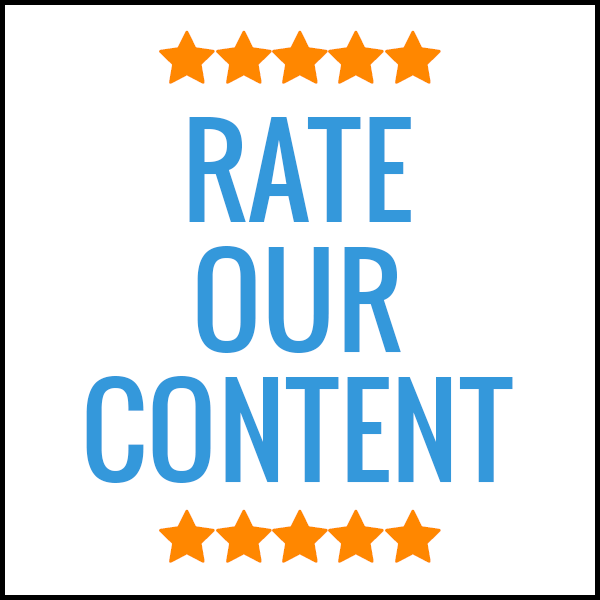 Rate our content - Concepro Digital Marketing Agency